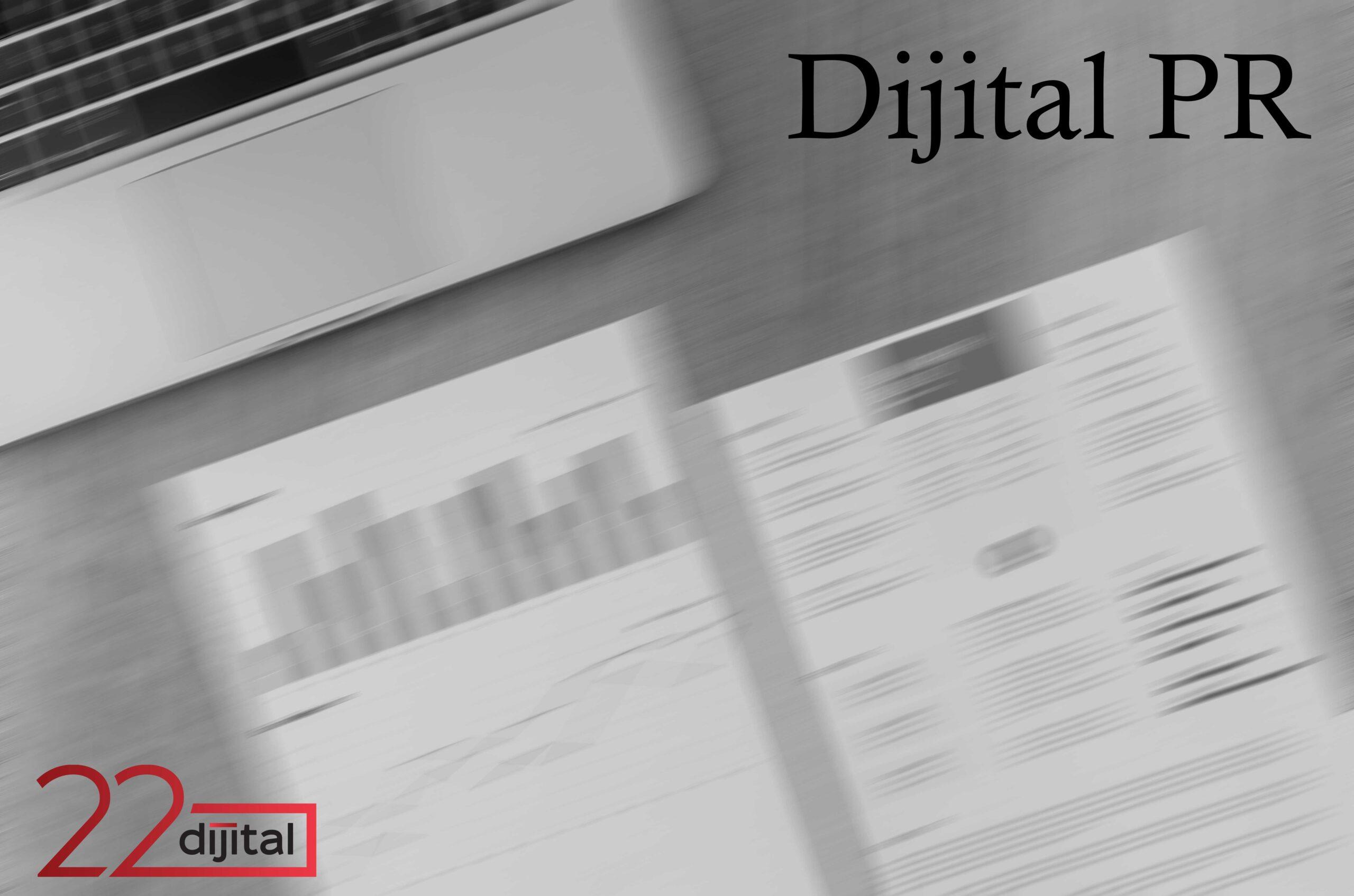 dijital pr ve online pr